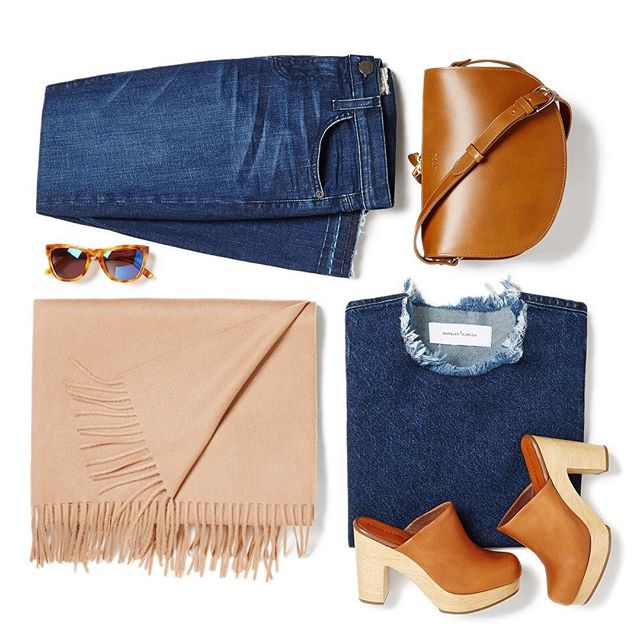 11931017 949906341732137 997580643 n FASHION: Denim & Camel